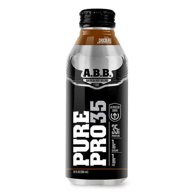 American Bodybuilding ABB Pure Pro 35 Chocolate