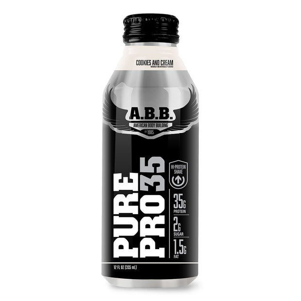 American Bodybuilding ABB Pure Pro 35 Cookies and Cream