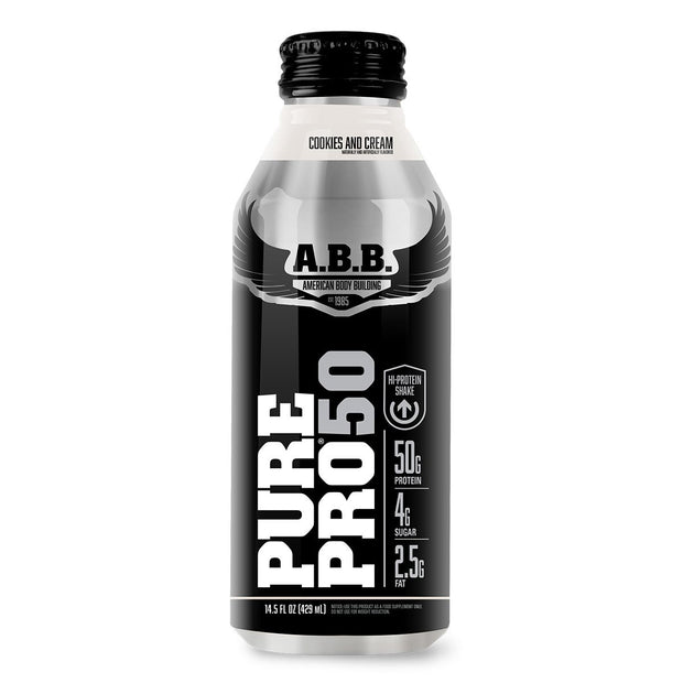 American Bodybuilding ABB Pure Pro 50 Cookies and Cream
