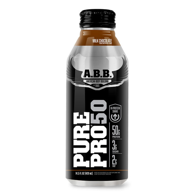 American Bodybuilding ABB Pure Pro 50 Milk Chocolate