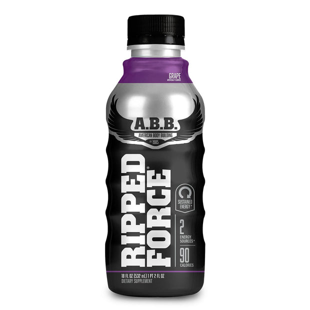 American Bodybuilding ABB Ripped Force Grape