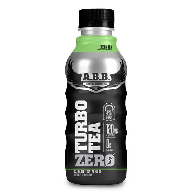American Bodybuilding ABB Turbo Tea Zero Green Tea