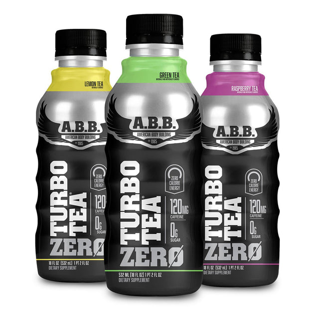 American Bodybuilding ABB Turbo Tea Zero