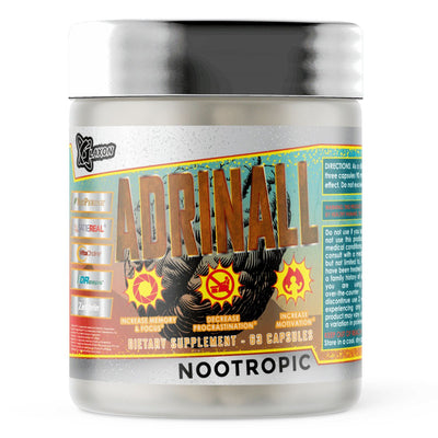 Glaxon Adrinall Nootropic Supplement
