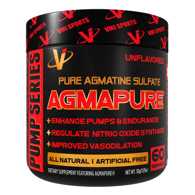 VMi Sports Agmapure Agmatine Sulfate