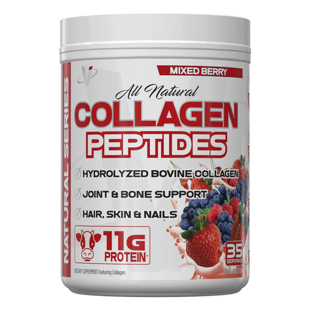 VMi Sports All Natural Collagen Peptides Mixed Berry
