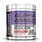 Cellucor Alpha Amino BCAA's Fruit Punch