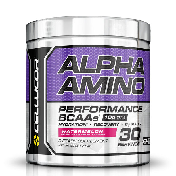 Cellucor Alpha Amino BCAA's Watermelon