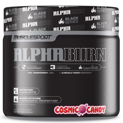 AlphaBurn Black