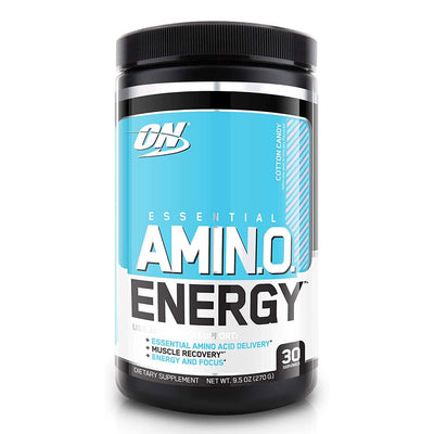 Optimum Nutrition ON Amino Energy Supplement Cotton Candy