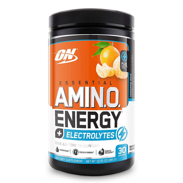 Optimum Nutrition Essential Amino Energy plus Electrolytes Supplement