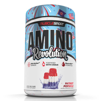 Musclesport Amino Revolution Patriot Popsicle