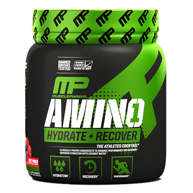 MusclePharm Amino1 Sport Fruit Punch