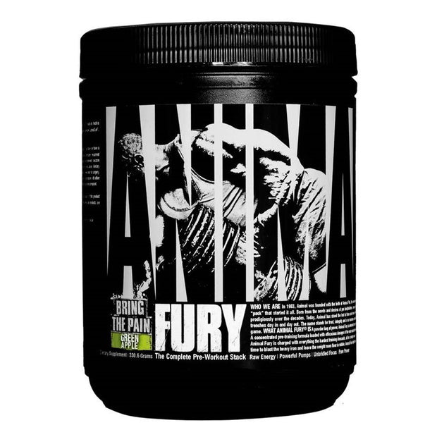 Animal Fury Pre Workout