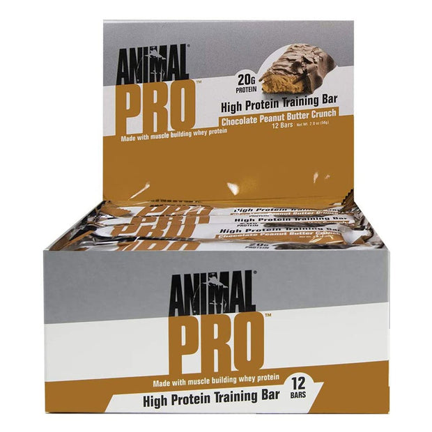 Animal Pro Protein Training Bar Peanut Butter Crunch