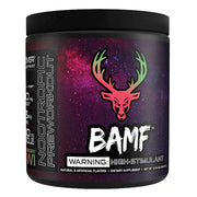 Bucked Up BAMF Pre Workout Kiwi do you love me