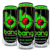 VPx BANG Energy Pre Workout Sour Heads