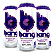 VPx BANG Energy Pre Workout Bangster Berry