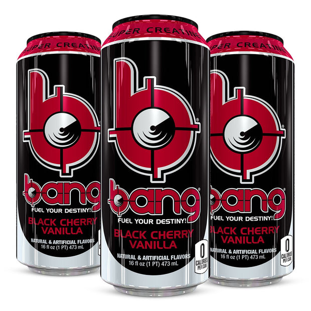 VPx BANG Energy Pre Workout Black Cherry Vanilla