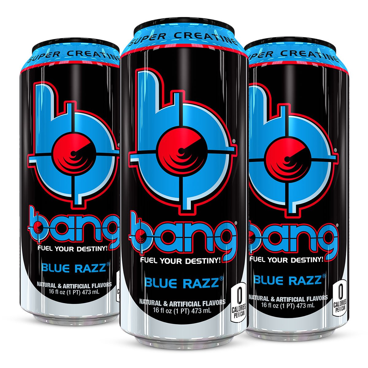 Vpx Bang Energy Drink 12 Pack Brand New Free Shipping