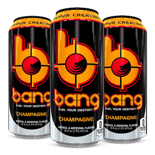 VPx BANG Energy Pre Workout Champagne