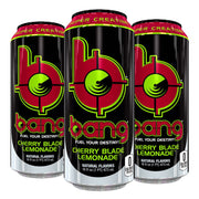 VPx BANG Energy Pre Workout Cherry Blade Lemonade