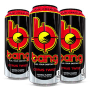 VPx BANG Energy Pre Workout Citrus Twist