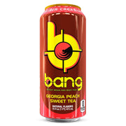 VPx BANG Energy Drink Georgia Peach Sweet Tea