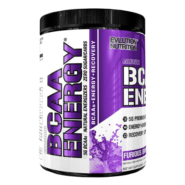 EVL Nutrition BCAA Energy Furious Grape