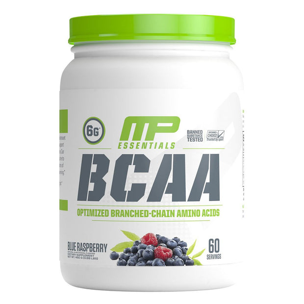 Musclepharm Essentials BCAA Blue Raspberyy