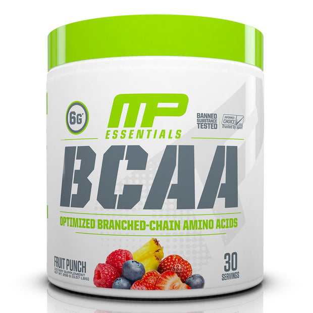 Musclepharm Essentials BCAA Fruit Punch
