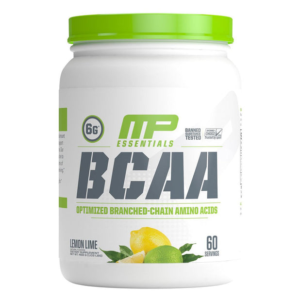 Musclepharm Essentials BCAA Lemon Lime