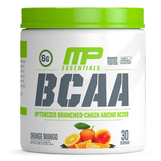 Musclepharm Essentials BCAA Orange Mango
