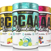 Musclesport BCAA Revolution Amino Acid