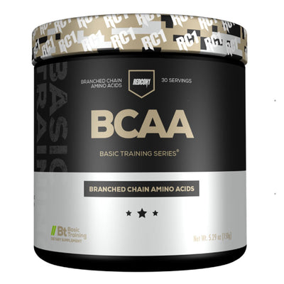 BCAA Powder by Redcon1 Basic Training Series Supplements