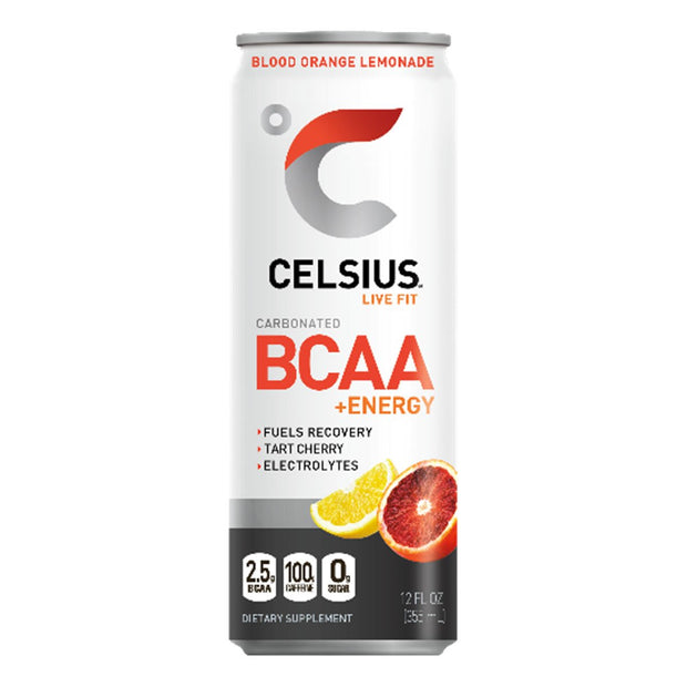 Celsius BCAA plus Energy Blood Orange Lemonade