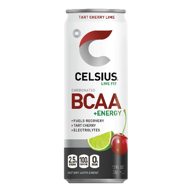 Celsius BCAA plus Energy Tart Cherry Lime
