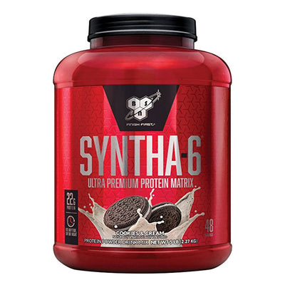 BSN Syntha 6 Protein Powder Cookies and Cream