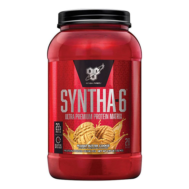 BSN Syntha 6 Protein Powder Peanut Butter Cookie