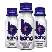 VPx Sports BANG Energy Shots Bangster Berry
