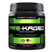Kaged Muscle Pre Kaged Pre Workout Supplement Berry Blast