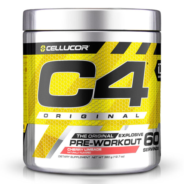 Cellucor C4 Original Pre Workout Cherry Limeade 60 Servings