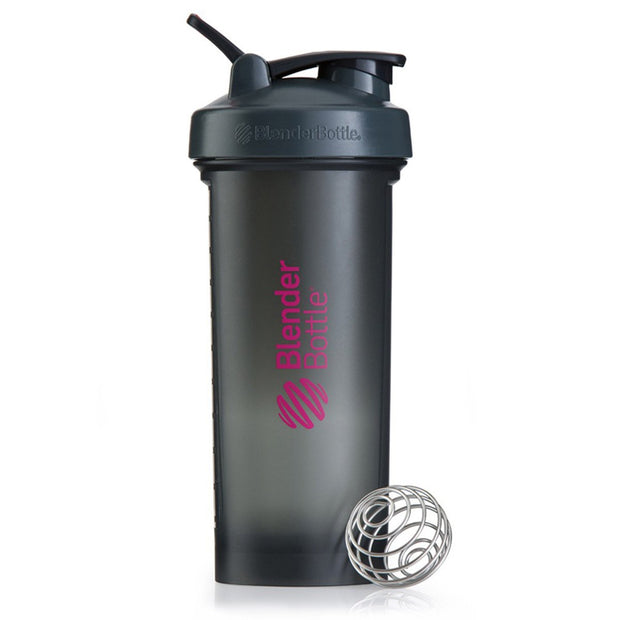 Blender Bottle Pro45 Black/Pink
