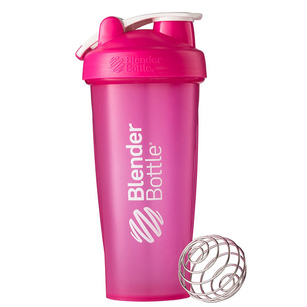 BlenderBottle Classic Full Pink 28 oz.