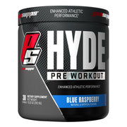Pro Supps HYDE Pre Workout Blue Raspberry