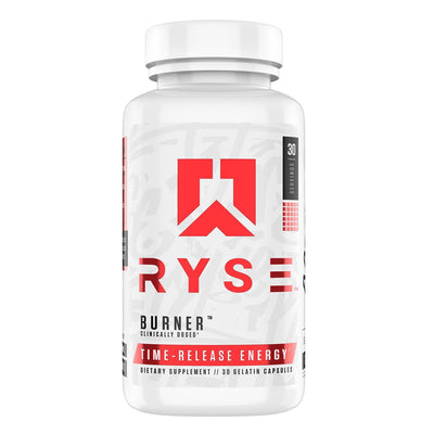RYSE Supps Burner Supplement for Weight Loss