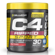 Cellucor C4 Energy C4 Ripped Sport Pre Workout Fruit Punch