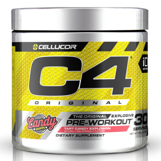 Cellucor C4 Original Pre Workout Tart Candy Explosion