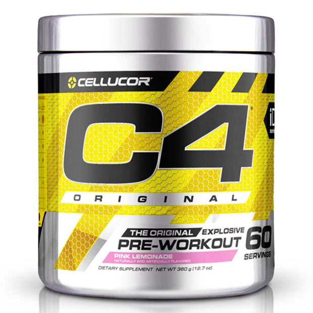 Cellucor C4 Original Pre Workout Pink Lemonade