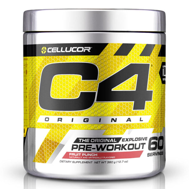 Cellucor C4 Original Pre Workout Fruit Punch